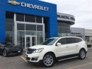 Used 2014 Chevrolet Traverse 1LT for sale in Orillia, ON