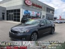 Used 2014 Kia Optima SX...NEVER GET LOST AGAIN!!! for sale in Grimsby, ON