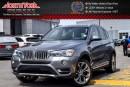 Used 2017 BMW X3 xDrive28i|Premium,Tech,DrvrAsst+Pkgs|Sunroof|Nav|HUD|360Cam|PkAsst|19