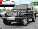 Used 2015 Jeep Wrangler Unlimited Sahara 4WD for sale in Stittsville, ON