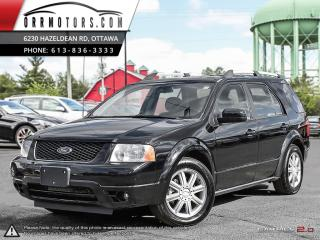 Used 2006 Ford Freestyle Limited AWD for sale in Stittsville, ON