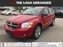 Used 2011 Dodge Caliber for sale in Barrie, ON