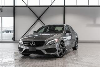 Used 2017 Mercedes-Benz C 300 4MATIC Sedan for sale in Langley, BC