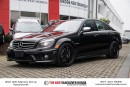 Used 2009 Mercedes-Benz C63 AMG Sedan for sale in Vancouver, BC