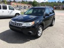 Used 2011 Subaru Forester 5dr Wgn Auto 2.5X Convenience PZEV for sale in Coquitlam, BC