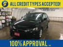 Used 2016 Mitsubishi Lancer SE*CVT*PHONE CONNECT*HEATED SEATS*BACK UP CAMERA*CLIMATE CONTROL*POWER WINDOWS LOCKS AND MIRRORS*CD PLAYER/AM/FM/AUX*BUTTONS FOR RADIO CRUISE AND HAND for sale in Cambridge, ON