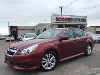 Used 2013 Subaru Legacy 3.6R LTD - NAVI - EYE SIGHT for sale in Oakville, ON