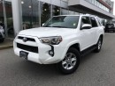 Used 2016 Toyota 4Runner Local,one owner,Nav,7 passengers for sale in Surrey, BC