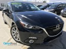 Used 2014 Mazda MAZDA3 GT-SKY A/T Local Bluetooth Leather Sunroof Navi Rearview Cam Power Lock Power Window for sale in Port Moody, BC
