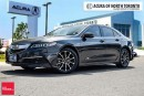 Used 2016 Acura TLX 3.5L SH-AWD w/Tech Pkg Tech|Navi|Aero KIT|CAM|Blue for sale in Thornhill, ON