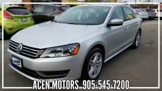 Used 2014 Volkswagen Passat JUST LIKE NEW!! for sale in Hamilton, ON