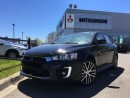 Used 2017 Mitsubishi Lancer GTS AWC -  Leather, Fosgate, Roof, Loaded for sale in Mississauga, ON