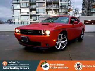 Used 2016 Dodge Challenger SXT for sale in Richmond, BC