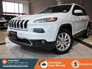 Used 2016 Jeep Cherokee Limited for sale in Richmond, BC