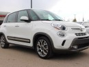 Used 2014 Fiat 500 L TREKKING, SUNROOF, HUD, XM for sale in Edmonton, AB