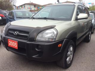 Used 2005 Hyundai Tucson GL for sale in Scarborough, ON