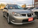 Used 2006 Subaru Impreza 2.5i LOW KM 139K EXTRA CLEAN w/ Alloys & Roof Rack for sale in Scarborough, ON
