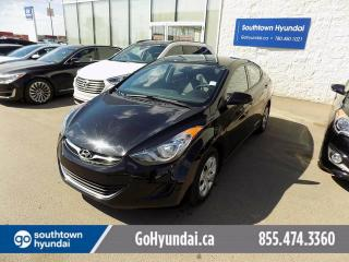 Used 2013 Hyundai Elantra USB/Power Locks/Power Windows for sale in Edmonton, AB