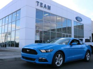 Used 2017 Ford Mustang 3.7L V6, 6sp, 050A, Sync, 18