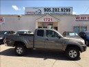 Used 2009 Toyota Tacoma Access Cab, 4x4, WE APPROVE ALL CREDIT for sale in Mississauga, ON