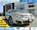 Used 2011 Lincoln MKS Base | EXPANSION SALE ON NOW | PUSH BUTTON START | for sale in Brantford, ON