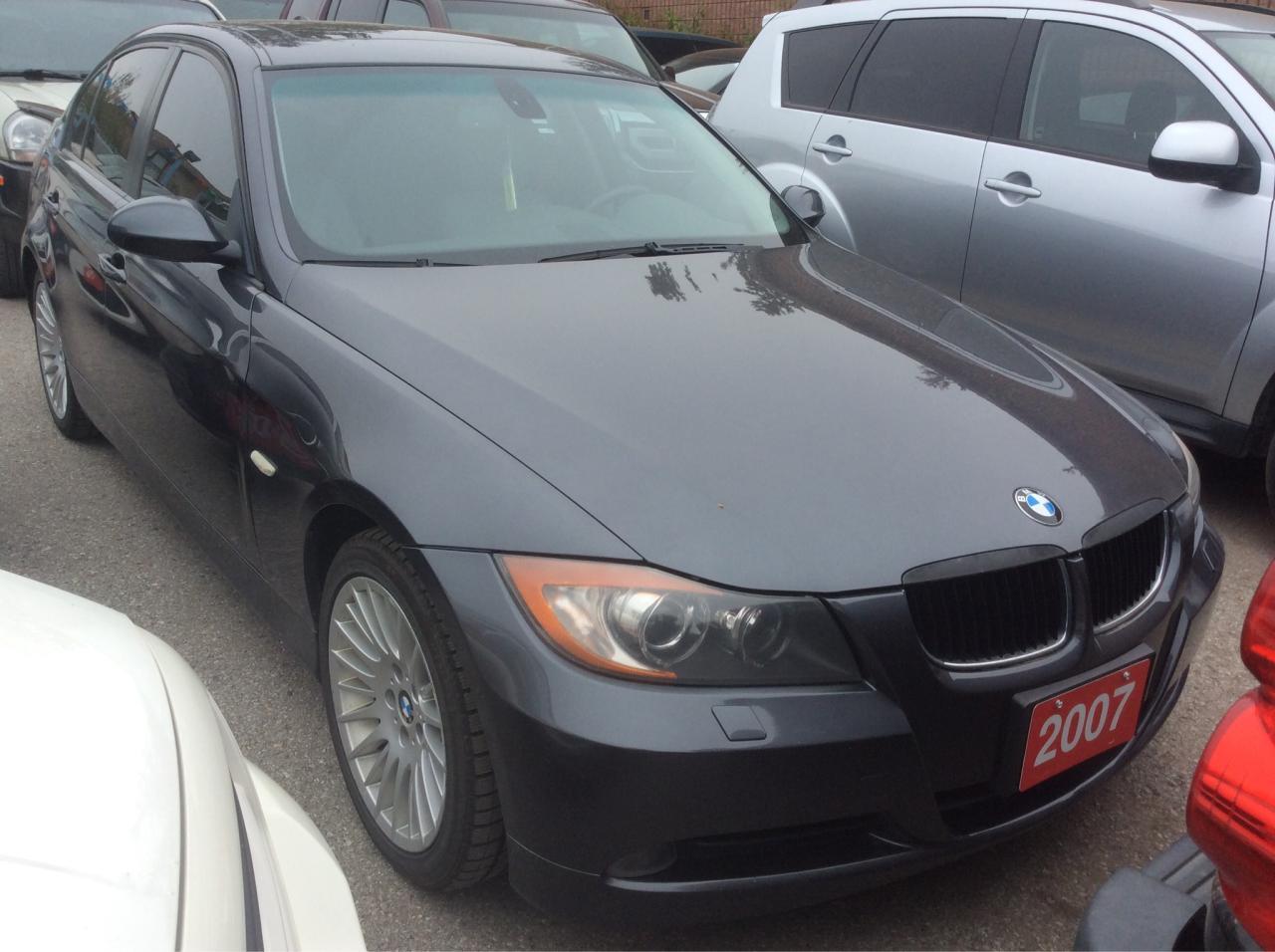 2007 BMW 3 Series 328xi w/NAVI