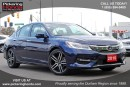 Used 2016 Honda Accord Touring LEATHER NAVI REMOTE START for sale in Pickering, ON