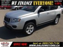 Used 2011 Jeep Compass North 4X4 2.4L HEATED SEATS for sale in Hamilton, ON