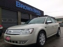 Used 2008 Ford Taurus Limited, AWD, Leather for sale in Surrey, BC