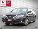 Used 2016 Nissan Altima 2.5 S Sedan w/BackUp Camera for sale in Etobicoke, ON