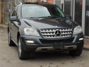 Used 2011 Mercedes-Benz ML-Class ML 350 BlueTEC for sale in Etobicoke, ON