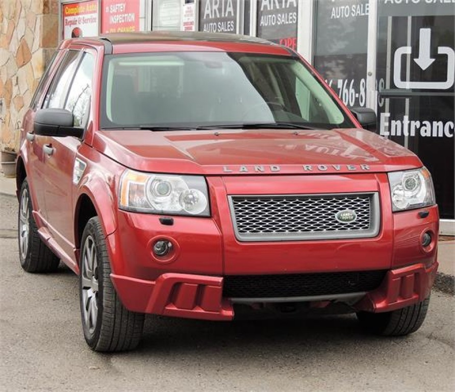 Used 2010 Land Rover LR2 HSE For Sale In Etobicoke