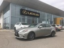 Used 2015 Lexus IS 250 F Sport Series 2 for sale in Brampton, ON
