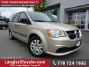 Used 2013 Dodge Grand Caravan SE/SXT ACCIDENT FREE w/ POWER WINDOWS/LOCKS & A/C for sale in Surrey, BC