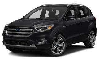 New 2017 Ford Escape Titanium for sale in Surrey, BC