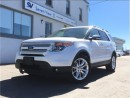 Used 2015 Ford Explorer Limited NAVIGATION, LEATHER, SUNROOF !!! for sale in Concord, ON