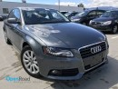 Used 2012 Audi A4 2.0T A/T Bluetooth Sunroof Leather TCS ABS Power Lock Power Window for sale in Port Moody, BC