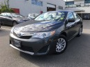 Used 2013 Toyota Camry XLE,local,one owner,leather for sale in Surrey, BC
