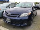 Used 2011 Toyota Corolla LE,local for sale in Surrey, BC