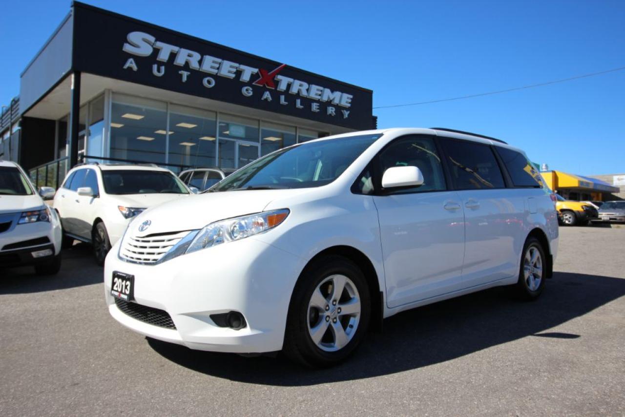 2013 Toyota Sienna | 7 Passenger | Bluetooth | Navi