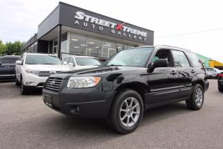 Used 2006 Subaru Forester 2.5X | Pioneer Deck | Air Conditioning | Bluetooth for sale in Markham, ON