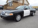 Used 2009 Ford Crown Victoria P71 Police Interceptor No.5-100 Museum Car 96,000K for sale in Etobicoke, ON