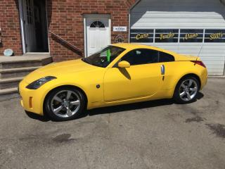 Used 2005 Nissan 350Z 35th w/Black Seats for sale in Bowmanville, ON