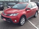 Used 2013 Toyota RAV4 LIMITED  for sale in Owen Sound, ON