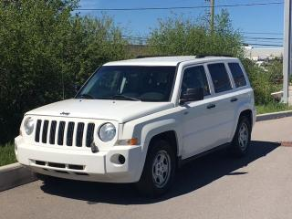 Used 2009 Jeep Patriot North Edition **ACCIDENT FREE** for sale in Brampton, ON