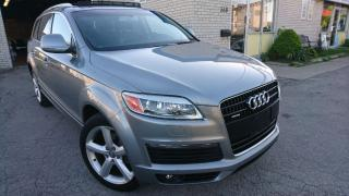 Used 2008 Audi Q7 4.2L for sale in Oakville, ON