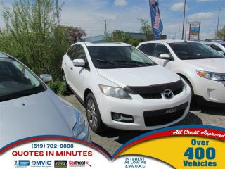 Used 2009 Mazda CX-7 GT | SUNROOF | LEATHER | AS-IS SPECIAL for sale in London, ON