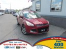 Used 2013 Ford Escape SEL | LEATHER | NAVIGATION | ECO FRIENDLY for sale in London, ON