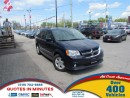 Used 2015 Dodge Grand Caravan CREW + | DVD | LEATHER | SUNROOF | NAV for sale in London, ON