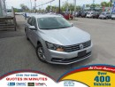 Used 2016 Volkswagen Passat TRENDLINE | BLUETOOTH | BACKUP CAM | SAT RADIO for sale in London, ON